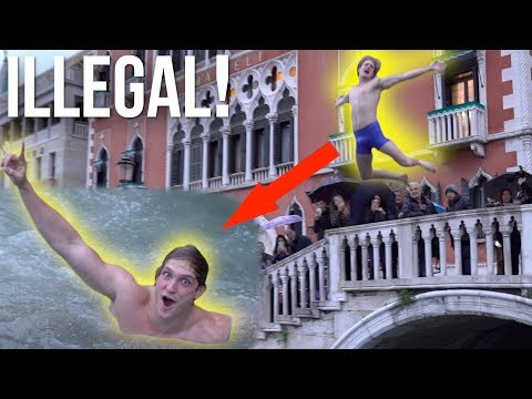 Thumbnail: HOW TO GET DEPORTED FROM ITALY! (Jake's Fault)