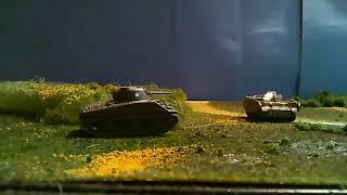 Panzer IV V.S. Sherman