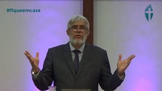 #11 - Culto Online | Rev. Robson Ramalho