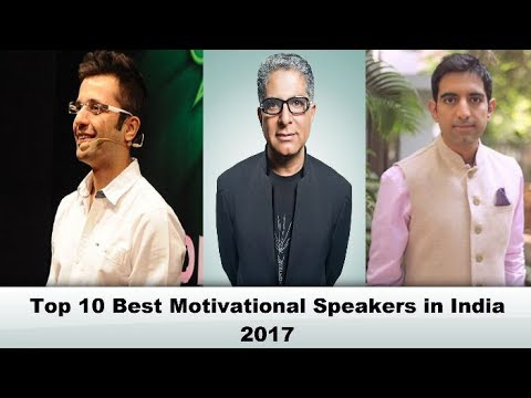 Top 10 Best Motivational Speakers in India 2017