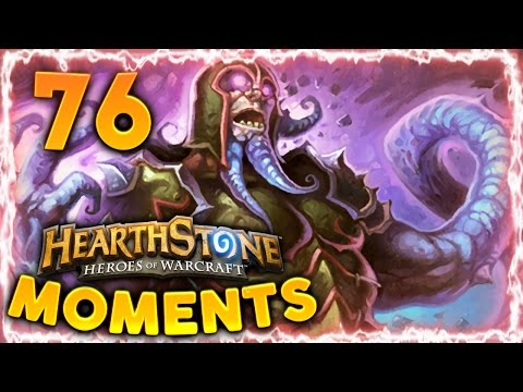 Hearthstone Daily Funny and Lucky Moments Ep. 76 | Evolve Fail