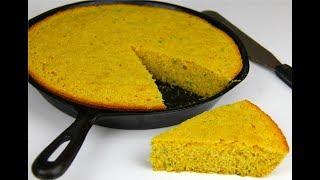 Quick Corn Bread #TastyTuesdays  CaribbeanPot.com