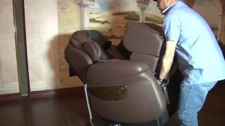 how to move i7 massage chair