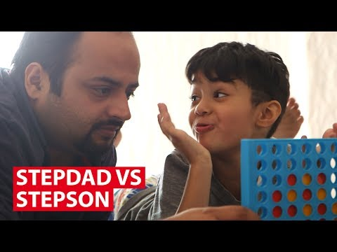 When You Become a Step-parent | The Family Affair | CNA Insider
