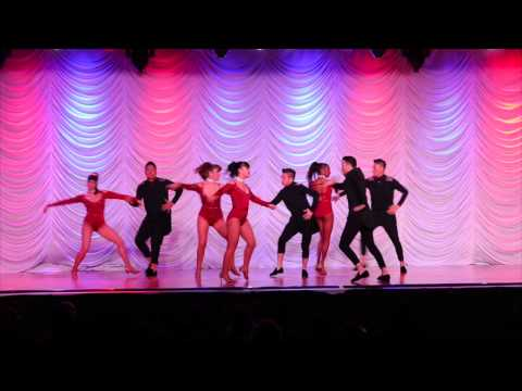 Alma Latina World Debut, Su Veneno, Choreo By Sergio Jasso, Reno Latin Dance Fest 2015
