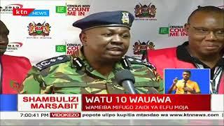 Watu 10 wauawa Samburu