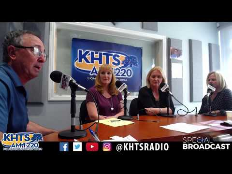Visiting Angels: College of the Canyons (Special Broadcast) - Jan 31, 2017 - KHTS - Santa Clarita