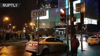 В Москве проходит массовая эвакуация торговых центров