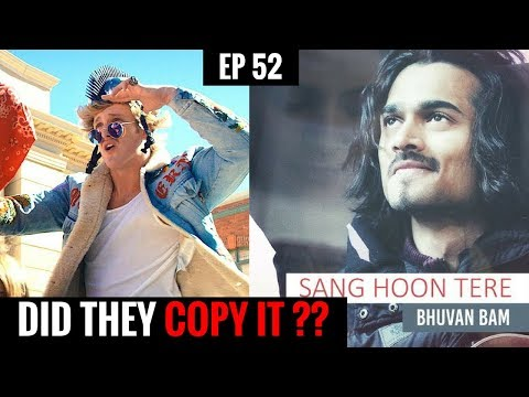 Sang Hoon Tere Copied ?? BB ki Vines | LOGAN PAUL| Songs copied by Famous Youtubers || EP 52