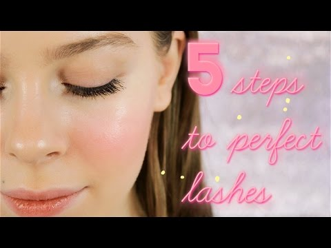 Идеальные ресницы в 5 шагов / 5 steps to perfect lashes | Beauty Blanc