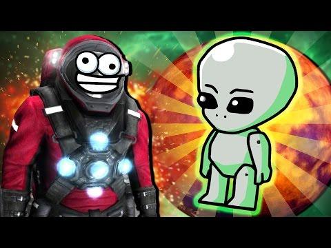ATTACCATI DAGLI UFO! - Space Engineers S2 Ep.3 w/Lyon