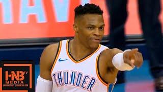 Oklahoma City Thunder vs Sacramento Kings 1st Qtr Highlights   Feb 23, 2018-19 NBA Season