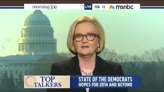 Sen. Claire McCaskill: I Wouldn