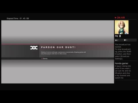 Destiny 2, Exploration &  Grinding, September 25th, 2017