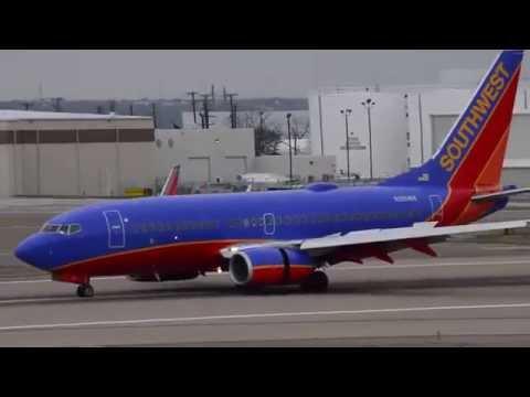 Plane Spotting at Dallas Love Field (DAL)
