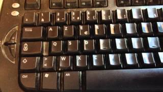 Passer de AZERTY à QWERTY - Astuce Clavier: Comment Changer Langue Clavier