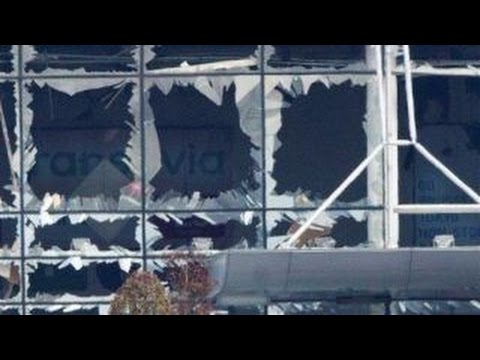 Deadly terror attacks rock Brussels airport