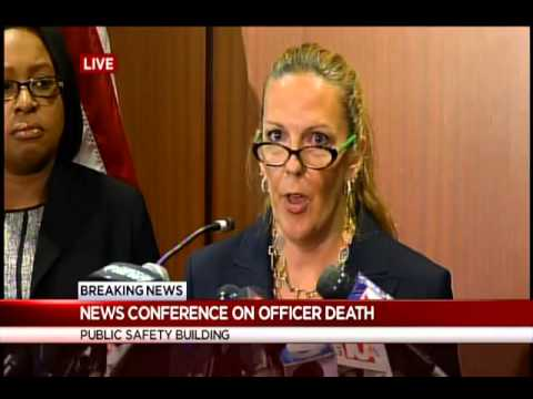 Update on fatal shooting of Rochester Police Officer Daryl Pierson