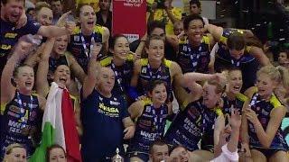 Samantha Bricio (Imoco Volley Conegliano) vs Novara (Italian A1 Finals GM 3 & 4), CHAMPIONS