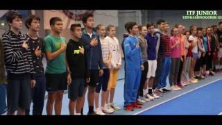видео Теннисный центр