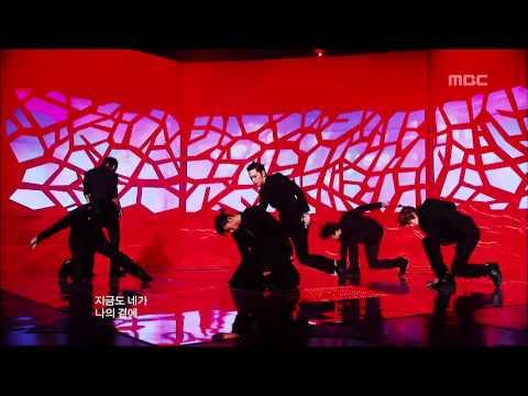 2PM - Heartbeat, 투피엠 - 하트 비트, Music Core 20091114