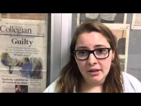 Penn State Grads On Joe Paterno's Legacy