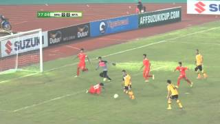 Brunei DS vs Myanmar: AFF Suzuki Cup 2014 Qualifers