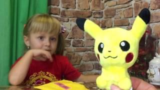 Pokemon Go маленький Пикачу/Обзор/Pikachu from Pokemon Go
