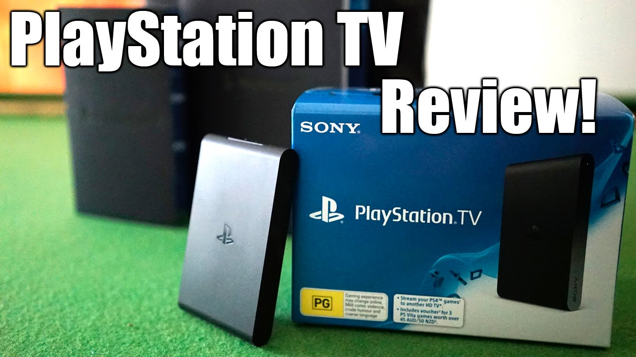 Playstation Tv Review Youtube