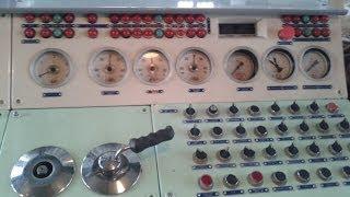 Короткий огляд кабіни ДЭ1-028 після середнього ремонту на Львівському ЛРЗ