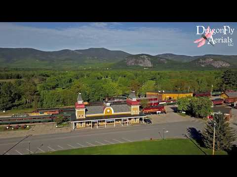 North Conway NH Spring Flyover 2017