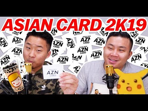 HOW TO GET YOUR ASIAN CARD IN 2019 // Fung Bros