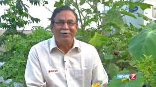 Tips for setting an organic Terrace Garden (Part1) | Poovali | News7 Tamil
