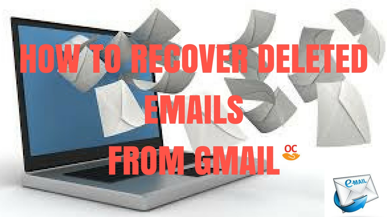 how to recover deleted emails