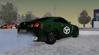 ОБЗОР Nissan GT-R l GTA RPBOX l 430 КМ/Ч !!!??