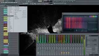 "Hans Zimmer + FL Studio 11 - The Dark Knight ""Like a Dog Chasing Cars"""