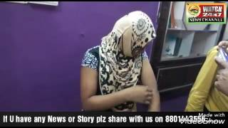 Gowtham model school malakpet branch  principle beaten to A student Namely  Ayesha fatima..... thumbnail