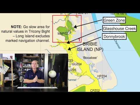 Fishing MAPS AND SPOTS, Donnybrook, Glasshouse Creek, Pumicestone Passage Bribie,