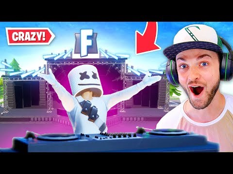 Fortnite Marshmello Concert BEST MOMENTS! Mp3