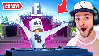 Fortnite Marshmello Concert BEST MOMENTS!