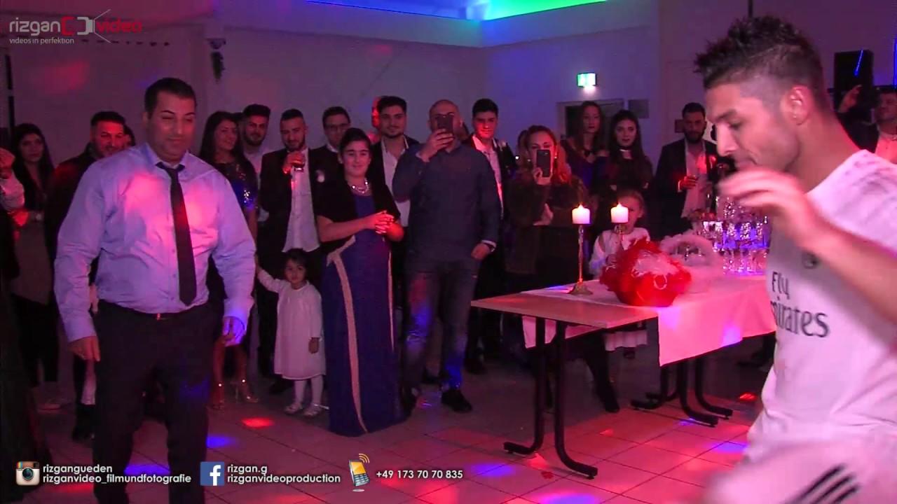 Saki Cristiano Ronaldo Double On Kurdisch Wedding Kurdische