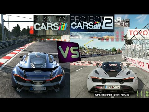 project cars 2 vs project cars 1 graphic gameplay comparison youtube. Black Bedroom Furniture Sets. Home Design Ideas