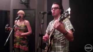 """Nick Waterhouse """"(If) You Want Trouble"""" Live at KDHX 9/28/12"""