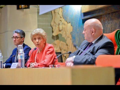 Conférence d'Hélène Carrère d'Encausse sur la chute de l'Empire Soviétique