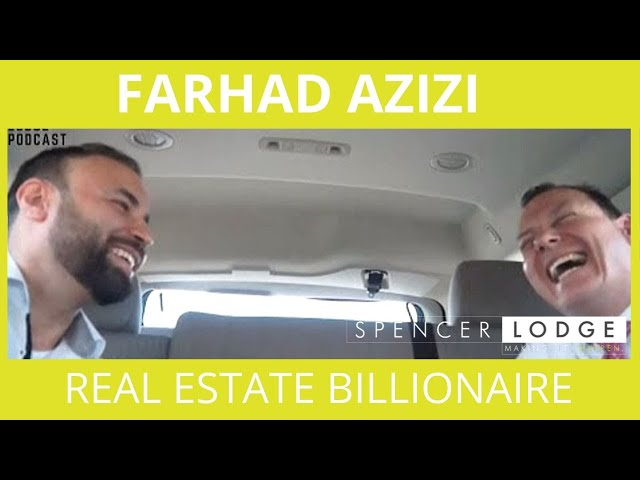 Farhad Azizi - Part 2: A Day at Work With A Dubai Real Estate Billionaire