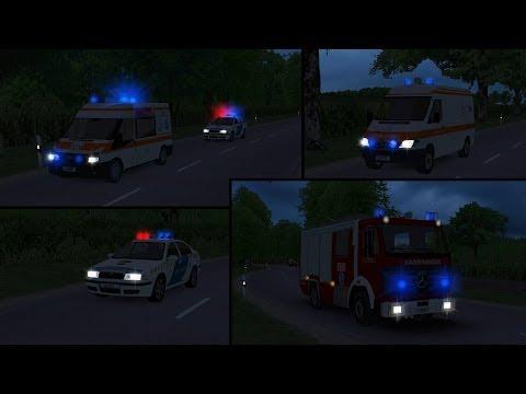 OMSI 2 - Hungarian emergency units