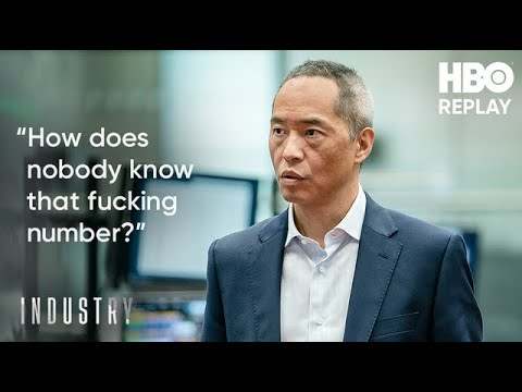 Industry: Eric Yells About the Budget (Season 1 Clip) | HBO