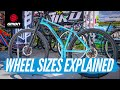 Wheel Sizes Explained | Kids Bikes, Mountain Bikes, & Unicycles