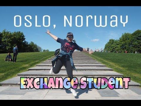 เที่ยว Oslo, Norway | นักเรียนแลกเปลี่ยน [AFS Exchange Student]