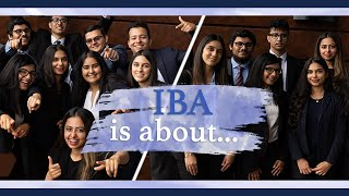 What are we about? | IMI Business Association (IBA)